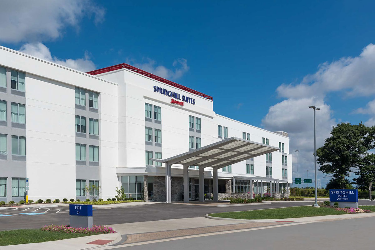 Marriott's Springhill Suites, Independence Ohio